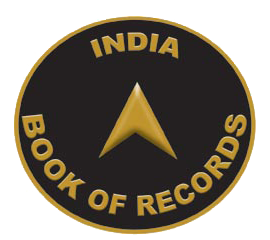 Kandarp aka ContentMan featured in India Book of Records